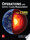 Operations and Supply Chain Management  The Core