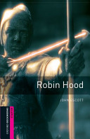 Oxford Bookworms Library Starter Robin Hood