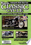 WALNECK S CLASSIC CYCLE TRADER  MARCH 2008