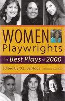 Women Playwrights