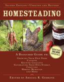 Homesteading Book