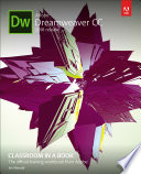 Adobe Dreamweaver CC Classroom in a Book  2018 release