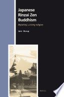 Japanese Rinzai Zen Buddhism