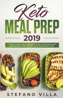 Keto Meal Prep 2019