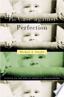 The Case Against Perfection book