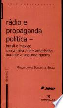 Rádio e propaganda política
