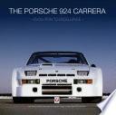 The Porsche 924 Carrera Book Cover