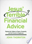 Jesus  Terrible Financial Advice