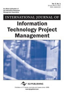 International Journal of Information Technology Project Management Vol 3 ISS 1