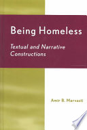 Being Homeless From The Perspectives Of The Clients