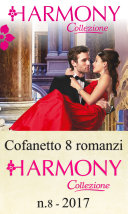 Cofanetto 8 romanzi Harmony Collezione   8