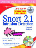 Snort 2 1 Intrusion Detection  Second Edition