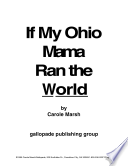 Ohio Indian Dictionary For Kids  book