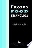 Frozen Food Technology book