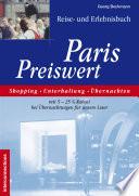 Paris preiswert