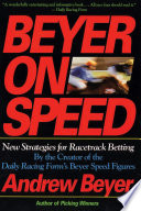 Beyer on Speed Relate The Numbers To Such Factors