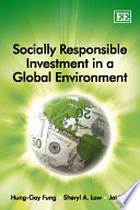Socially Responsible Investment In A Global Environment