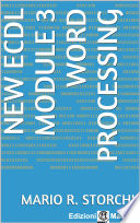 New ECDL ICDL     Module 3  Word Processing