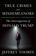 True Crimes and Misdemeanors Book