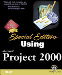 Using Microsoft Project 2000