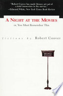 A Night at the Movies  Or  You Must Remember this Book PDF