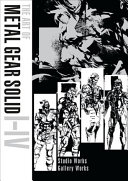 The Art of Metal Gear Solid I IV