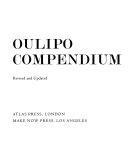 Oulipo compendium