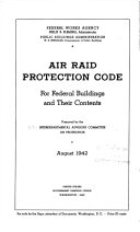 Air raid protection code for federal buildings and their contents