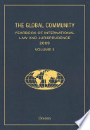 The Global Community Yearbook of International Law and Jurisprudence 2009