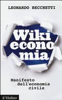 Wikieconomia  Manifesto dell economia civile