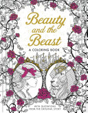 Beauty and the Beast  A Coloring Book