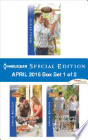 Harlequin Special Edition April 2016 Box Set 1 Of 2