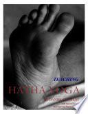 Teaching Hatha Yoga