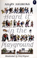 Heard it in the Playground Book