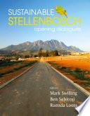 Sustainable Stellenbosch