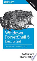 Windows PowerShell 5     kurz   gut