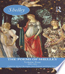 The Poems of Shelley  Volume Four