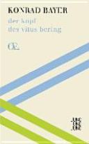 """Der"" Kopf des Vitus Bering"
