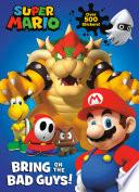 Super Mario Bring On The Bad Guys Nintendo