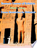 Esoteric Course of Kabalah (Bilingual)