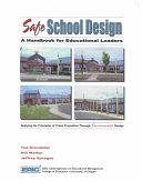 Safe School Design