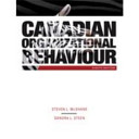 Canadian Organizational Behaviour