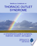 Medifocus Guidebook On: Thoracic Outlet Syndrome