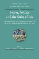 Power, Politics and the Cults of Isis