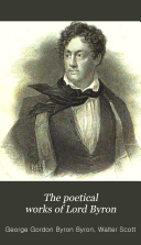 Book The Poetical Works of Lord Byron