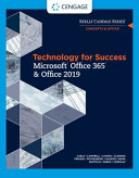 Technology For Success And Shelly Cashman Series Microsoft Office 365 Office 2019