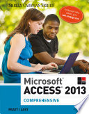 Microsoft Access 2013  Comprehensive