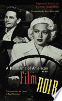 A Panorama of American Film Noir  1941 1953