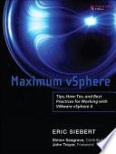 Maximum vSphere