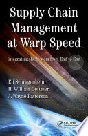 Supply Chain Management at Warp Speed